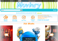 Moviery Screenshot